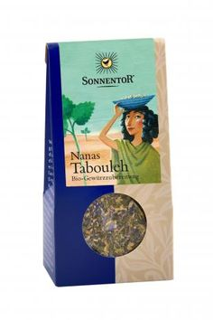 Sonnentor Nanas Tabouleh bio, 20 g