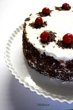 Black Forest Birthday Cake Recipe