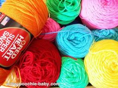 I love Red Heart Yarn