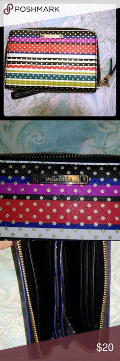 Stella & Dot wallet never used Multicolor wallet Stella & Dot Bags Wallets