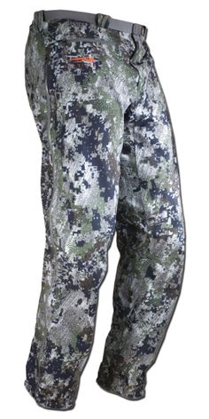 Sitka Downpour Pants - $199 Archery Hunting, Hunting Gear, Bow Hunting, Archery Gear, Hunting Stuff, Tactical Survival, Tactical Gear, Outdoor Outfit, Outdoor Gear