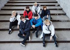 BTS are handsome models for 'Puma' new winter jacket series! | allkpop.com