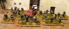 Miniatures from Peter Pig