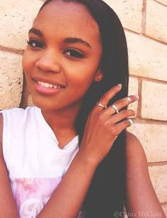Dis411 China Anne McClain Explains Why She Tags Her Photos