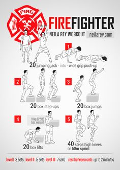 Firefighter Workout