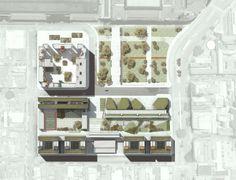 Habitação e cultura na Luz terá projeto de Biselli & Katchborian