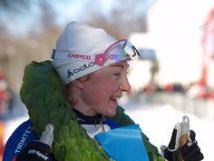 Kristinaloppets vinnare Nina Lintzèn