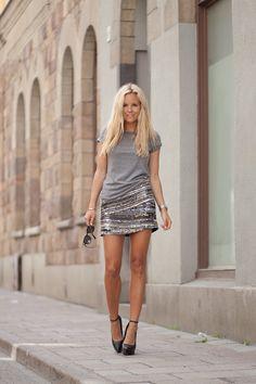Oh how we are longing for this Hunkydory Fall 2012 piece! / ÅH som vi längtar efter den här underbara kjolen från Hunkydorys kommande höstkollektion!