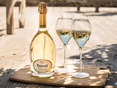champagne ruinart clermont ferrand