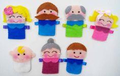 Marionetas de dedo - artesanum