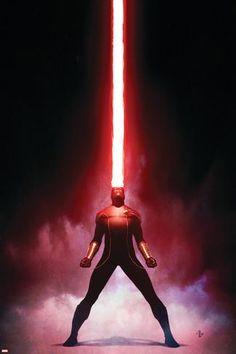 X-Men Origins: Cyclops Cover for issue of X-Men Origins: Cyclops (Marvel Comics) Comic Book Characters, Comic Book Heroes, Marvel Characters, Comic Character, Comic Books Art, Comic Art, Heros Comics, Marvel Comics Art, Bd Comics