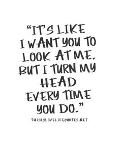 Top 25 Cute Crush Quotes #crush