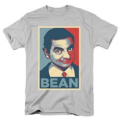Mr. Bean Poster Adult Funny TV Show T-Shirt Tee - http://bandshirts.org/product/mr-bean-poster-adult-funny-tv-show-t-shirt-tee/