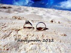 Honeymoon picture ideas! Cayman Island Beach