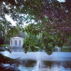 Gardens, Fontainebleau