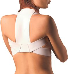 Elastic Upper Back Posture Corrector and Clavicle Support Brace