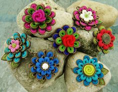 By Woolly Fabulous. She does some awesome things with zippers and wool.  http://pinterest.com/pin/65091157083821155/