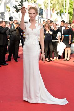 Uma Thurman Cannes14