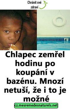 Chlapec zemřel hodinu po koupání v bazénu. Mnozí netuší, že i to je možné