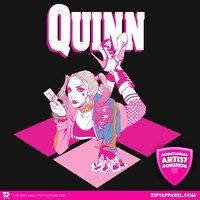 Ript: Quinn Fiction