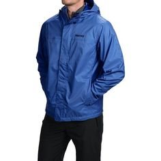 Marmot Boundary Water Jacket - Waterproof (For Men) in Dark Azure