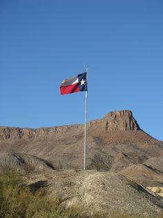 Texas Flag at Lajitas Texas Land, West Texas, Only In Texas, Loving Texas, Texas Pride, Lone Star State, Texas History, Texas Travel, Le Far West
