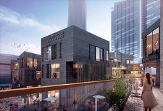 Gallery - Greenland Group Chengdu East Village CBED Plots Proposal / Aedas - 8