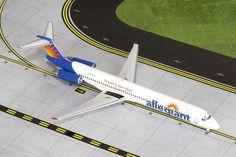 Allegiant | MD-80