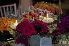 Fuschia floral details #weddings #floraldetails #blisschicago