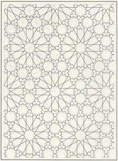 Pattern in Islamic A