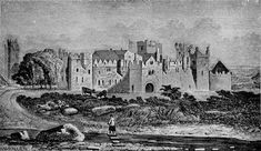 Unfortunately there are no more castles to be found in the Tallaght area. Out of approx eight such fortifications to be found in the area only a single tower from Tallaght Castle remain. Church Of Ireland, Dublin Ireland, Old Pictures, Old Photos, Summer Palace, Photo Engraving, Tower House, High Walls, Fortification