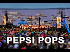 PEPSI POPS | The music. The fireworks. The Reservoir. | http://newsocracy.tv
