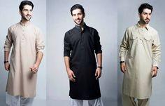 Men's Kurta Shalwar Suit