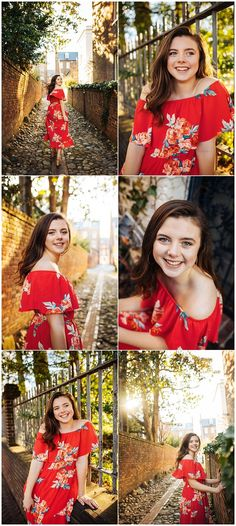 She is stunning in her senior pictures, and that light!! Wow!