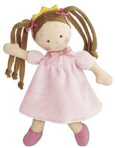 North American Bear Little Princess Doll