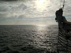 Sonnenaufgang auf der Ostsee #EthelvonBrixham