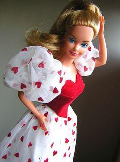 Loving You Barbie - loved her!!