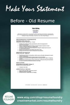 Our resume templates will save you time and improve your chances of getting that call. We have sold over templates. In January one of our customers accepted a 6 figure job in the tech industry! Microsoft Word Resume Template, Teacher Resume Template, Modern Resume Template, Creative Resume Templates, Cv Template, Resume Skills, Resume Tips, Resume Examples, Resume Words