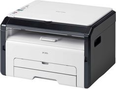RICOH SP203S BLACK AND WHITE MULTIFUCTION PRINTER