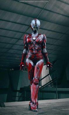 Iron-Woman-Cosplay