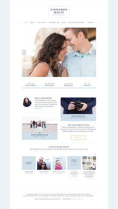 New Brand + Website