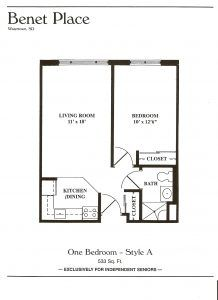 Small 1 Bedroom Apartment Floor Plans With Images Apartment