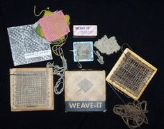 Weave-It looms and resources