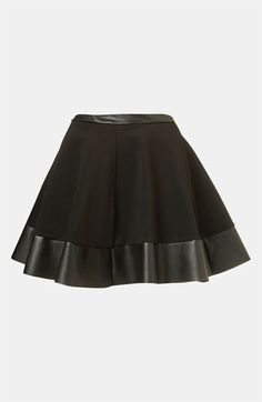 Topshop Skater Skirt available at Nordstrom
