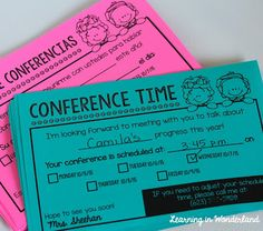 For Friday {October Editable and easy to fill out conference reminders!Fill rate Fillrate or fill rate can refer to: Parent Teacher Conference Forms, Parent Teacher Communication, Teacher Forms, Parent Teacher Conferences, Classroom Organisation, Teacher Organization, Teacher Hacks, Classroom Management, Classroom Ideas