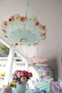 Mary Poppins Birthday | Sharnel Dollar Designs