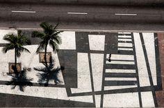 Calçadão, Roberto Burle Marx