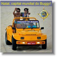 Natal, capital mundial do buggy!