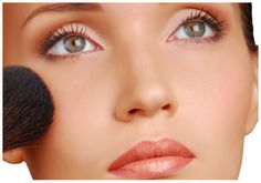 Summer Makeup Tips For Oily Skin. Picking the right sort of foundation or concealer for summer season is not simple or easy, Summer Makeup. Makeup Tips For Oily Skin, Simple Makeup Tips, How To Apply Makeup, Makeup Tricks, Makeup Ideas, Makeup Basics, Applying Makeup, Makeup Contouring, Makeup Pro