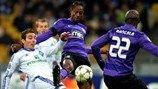 Marco Ruben (FC Dynamo Kyiv) | Dynamo Kyiv 0-0 Porto. 06.11.12.